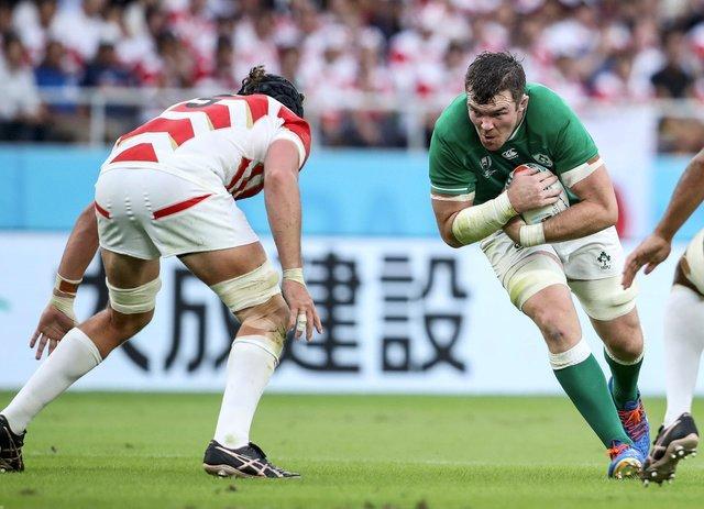 ラグビー 日本 アイルランド 海外 の 反応